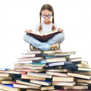 girl-on-mountain-of-books-square-300x300